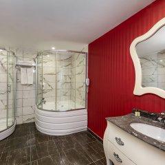 Vikingen Infinity Resort&Spa Турция, Аланья - 2 отзыва об отеле, цены и фото номеров - забронировать отель Vikingen Infinity Resort&Spa онлайн ванная фото 2