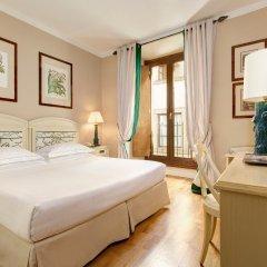 Отель Grand Hotel Cavour Италия, Флоренция - отзывы, цены и фото номеров - забронировать отель Grand Hotel Cavour онлайн комната для гостей фото 3