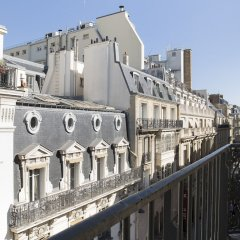 Hotel Cordelia балкон