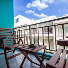 Отель Two Color Patong балкон фото 4