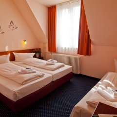 Hotel Residenz Düsseldorf комната для гостей фото 4