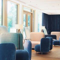 Отель Jugend- und Familienhotel Augustin Мюнхен интерьер отеля фото 3