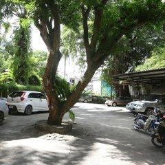 Отель Anyavee Ban Ao Nang Resort парковка
