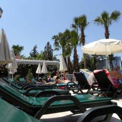 Tonoz Beach Турция, Олудениз - 2 отзыва об отеле, цены и фото номеров - забронировать отель Tonoz Beach онлайн бассейн