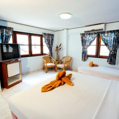 Thipurai Beach Hotel Annex комната для гостей фото 2