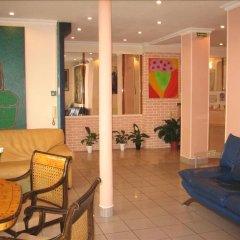 Отель Clauzel Франция, Париж - 8 отзывов об отеле, цены и фото номеров - забронировать отель Clauzel онлайн интерьер отеля