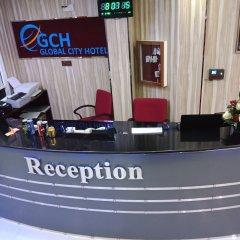 Отель Global City Hotel Шри-Ланка, Коломбо - отзывы, цены и фото номеров - забронировать отель Global City Hotel онлайн интерьер отеля