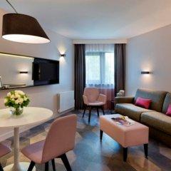 Отель Citadines Trocadéro Paris комната для гостей фото 6