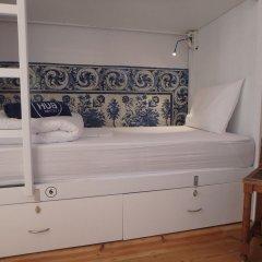 Отель Hub New Lisbon Hostel Португалия, Лиссабон - 1 отзыв об отеле, цены и фото номеров - забронировать отель Hub New Lisbon Hostel онлайн комната для гостей фото 4
