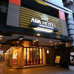 Отель APA Hotel Kodemmacho-Ekimae Япония, Токио - 2 отзыва об отеле, цены и фото номеров - забронировать отель APA Hotel Kodemmacho-Ekimae онлайн фото 11