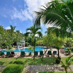 Отель First Bungalow Beach Resort Таиланд, Самуи - 6 отзывов об отеле, цены и фото номеров - забронировать отель First Bungalow Beach Resort онлайн бассейн фото 3