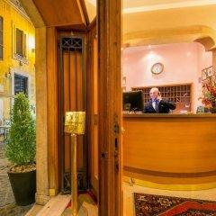 Отель Albergo Cesàri Италия, Рим - 2 отзыва об отеле, цены и фото номеров - забронировать отель Albergo Cesàri онлайн интерьер отеля фото 2