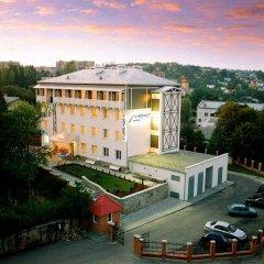 Гостиница Мариот Медикал Центр парковка