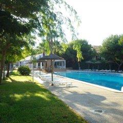 Отель Club Ciudadela Aparthotel бассейн