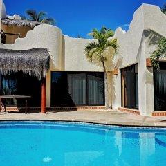 Отель Casa de la Playa Portobello бассейн
