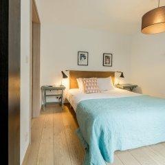 Отель Smartflats City - Brusselian Бельгия, Брюссель - отзывы, цены и фото номеров - забронировать отель Smartflats City - Brusselian онлайн комната для гостей фото 5