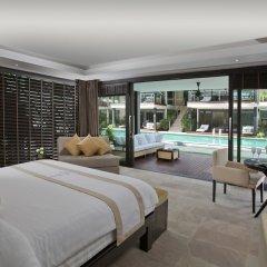 Отель Nikki Beach Resort Таиланд, Самуи - 3 отзыва об отеле, цены и фото номеров - забронировать отель Nikki Beach Resort онлайн комната для гостей фото 3