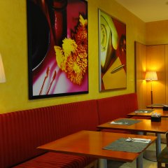 Hotel City Express Santander Parayas интерьер отеля
