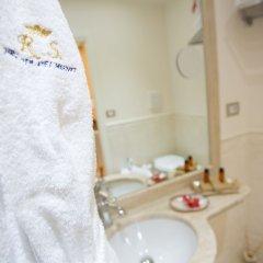 Отель Royal Suite Trinita Dei Monti Rome ванная фото 2