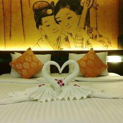 Отель Lap Roi Karon Beachfront Пхукет комната для гостей