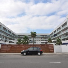 Отель Apartamentos Porto Mar Испания, Курорт Росес - отзывы, цены и фото номеров - забронировать отель Apartamentos Porto Mar онлайн парковка