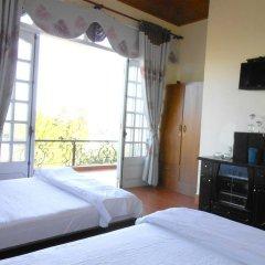 Отель Miami Da Lat Villa Nguyen Diep Далат комната для гостей фото 2