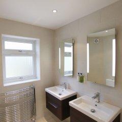 Отель Glenlyn Apartments Великобритания, Лондон - отзывы, цены и фото номеров - забронировать отель Glenlyn Apartments онлайн ванная