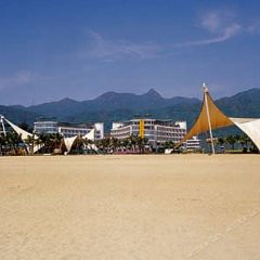La Waterfront Hotel Шэньчжэнь пляж