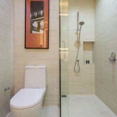 Отель Eastin Grand Hotel Sathorn Таиланд, Бангкок - 10 отзывов об отеле, цены и фото номеров - забронировать отель Eastin Grand Hotel Sathorn онлайн ванная
