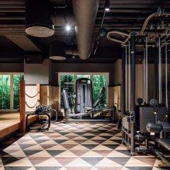Отель Amerikalinjen фитнесс-зал