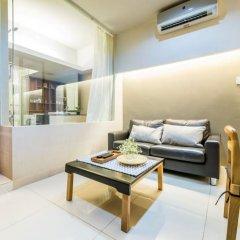 Апартаменты Laemtong Service Apartment комната для гостей фото 5