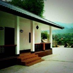Отель Khun Maekok Tara Resort сауна