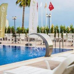 Süzer Resort Hotel Турция, Силифке - отзывы, цены и фото номеров - забронировать отель Süzer Resort Hotel онлайн бассейн фото 2