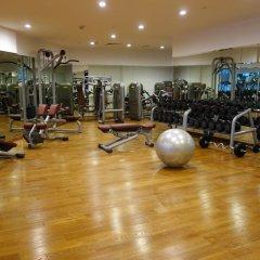 Ghaya Grand Hotel фитнесс-зал фото 4