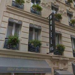 Отель Vendome-Saint Germain Hotel Франция, Париж - отзывы, цены и фото номеров - забронировать отель Vendome-Saint Germain Hotel онлайн вид на фасад фото 2
