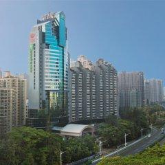 Отель Holiday Inn Shenzhen Donghua Китай, Шэньчжэнь - отзывы, цены и фото номеров - забронировать отель Holiday Inn Shenzhen Donghua онлайн