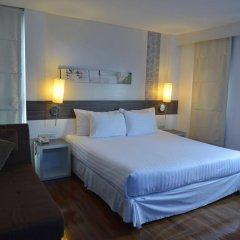 Отель The Mini R Ratchada Hotel Таиланд, Бангкок - отзывы, цены и фото номеров - забронировать отель The Mini R Ratchada Hotel онлайн комната для гостей фото 4