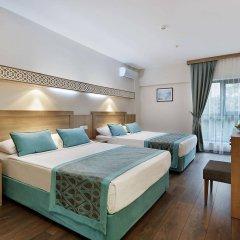 Meryan Hotel Турция, Окурджалар - отзывы, цены и фото номеров - забронировать отель Meryan Hotel - All Inclusive онлайн комната для гостей фото 4