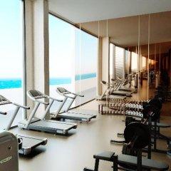 Bella Napa Bay Hotel фитнесс-зал фото 4