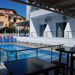 Отель Piramida Албания, Ксамил - отзывы, цены и фото номеров - забронировать отель Piramida онлайн бассейн фото 3
