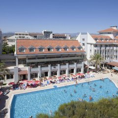 Seher Sun Beach Турция, Сиде - отзывы, цены и фото номеров - забронировать отель Seher Sun Beach - All Inclusive онлайн бассейн