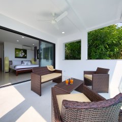Отель Villa Jasmin Таиланд, Самуи - отзывы, цены и фото номеров - забронировать отель Villa Jasmin онлайн балкон