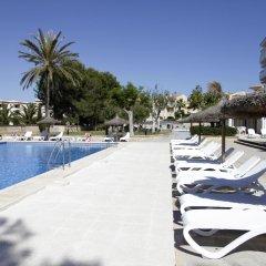 Отель y Apartamentos Casablanca Испания, Санта-Понса - отзывы, цены и фото номеров - забронировать отель y Apartamentos Casablanca онлайн бассейн