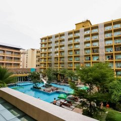 Отель NIDA Rooms North Pattaya Crystal Sand Паттайя бассейн фото 2