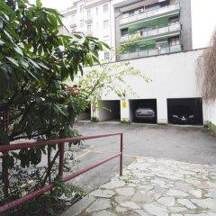 Hotel Molise 2 парковка
