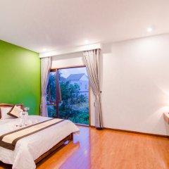 Отель Green World Hoi An Villa Вьетнам, Хойан - отзывы, цены и фото номеров - забронировать отель Green World Hoi An Villa онлайн комната для гостей фото 3