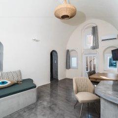Отель Thetis Cave Villa Греция, Остров Санторини - отзывы, цены и фото номеров - забронировать отель Thetis Cave Villa онлайн комната для гостей фото 2