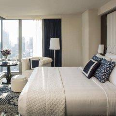 Отель Residence Inn by Marriott New York Manhattan/Central Park комната для гостей фото 5