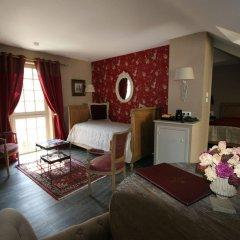 Отель Hôtel Saint-Pierre Франция, Сомюр - отзывы, цены и фото номеров - забронировать отель Hôtel Saint-Pierre онлайн комната для гостей фото 3