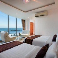 Отель Corvin Hotel Вьетнам, Вунгтау - отзывы, цены и фото номеров - забронировать отель Corvin Hotel онлайн комната для гостей
